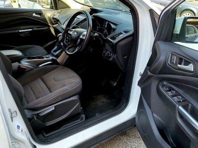 Ford Kuga 2.0 TDCi EcoBlue Zetec Powershift AWD