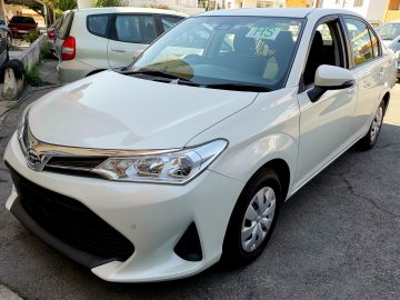 Toyota Corolla Axio Full extra Pack Import from Japan