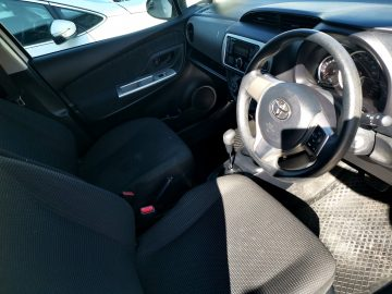 Toyota Vitz 1.3cc Automatic from Japan