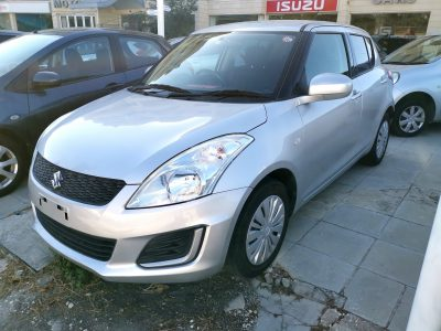 Suzuki Swift import from Japan