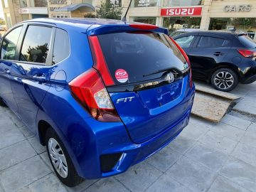 Honda Fit import from Japan