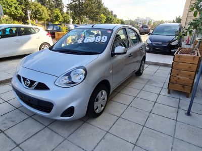 Nissan March import from Japan