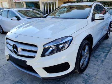 Mercedes-Benz GLA200 AMG Line 7G-DCT 4MATIC