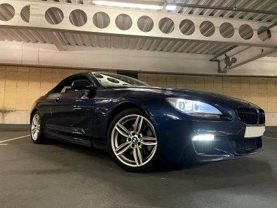 BMW 640D M SPORT 3.0 Convirtible  Excellent Condition