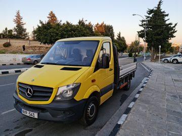 Mercedes-Benz Sprinter Pick up