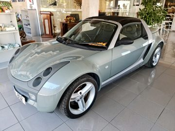 Smart roadster Convirtible