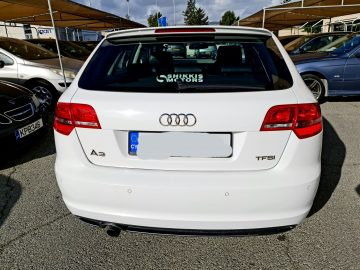 Audi A3 1.4 TFSI S line Sportback S Tronic Cyprus Car.