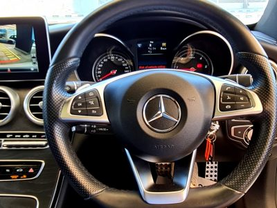 Mercedes-Benz C Class Coupe Sport AMG C250d AMG Line 2dr Auto 2.1 Full extra